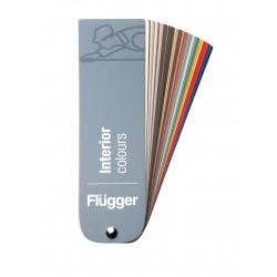Колеровочный веер Flugger Interior color