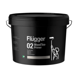 Flugger 02 Wood Tex Primer Paint